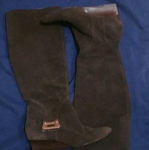 Calvin Klein Calf Boots